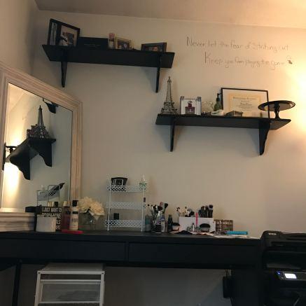 My DIY Vanity
